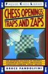 Pandolfini, Bruce - Chess Openings - Traps and Zaps
