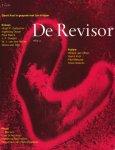Buuren, Maarten van e.a. (redactie) - De Revisor, elfde jaargang, nr. 4, augustus 1984