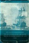 P. Dekker - De laatste bloeiperiode van de Nederlandse Arctische Walvis- en Robbevangst 1761 - 1775