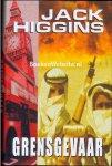 Higgins, Jack - Grensgevaar