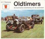 Tillenburg, H.P. - Oldtimers. De technische ontwikkeling van de automobiel.