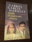 Gabriel García Marquez - Liefde in tijden van Cholera