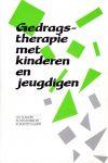 Cladder, J.M. / Borselen, W. van / Nijhoff-Huijsse, M. - Gedragstherapie met kinderen en jeugdigen