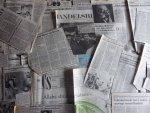 Rushdie, Salman - Aantal (41) knipsels 1984-1989