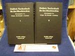 Sass, F. ,Ch Bouché, A. Leitner - Dubbel Taschenbuch für den Machinenbau  / Zwölfte Auflage Neudruck 1966
