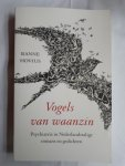 Hovius, Ranne - Vogels van waanzin / psychiatrie in Nederlandstalige romans en gedichten