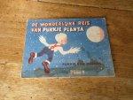 Veeninga, Johan (naverteld door) - De wonderlijke reis van Pukkie Planta deel 1 Pukkie kan vliegen