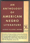 sylvestre C. Watkins - an anthology of american negro literature