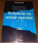 B. Veen (Red.) - Technische en sociale aspecten / druk 1