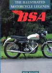Roy Bacon - The illustrated motorcycle legends BSA