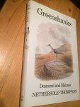 Nethersole-Thompson, Desmond & Maimie - Greenshanks (Groenpootruiters)