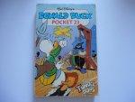 Disney, W. - Donald Duck Pocket 23 De tondeldoos / druk 1
