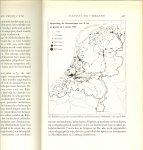 Keuning, H.J. - Het Nederlandsche volk in zijn woongebied. Hoofdlijnen van een economische en sociale geografie van Nederland.