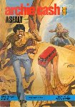 Malik/ J.M. Brouyere - Archie Cash nr. 08  , Asfalt  , softcover, goede staat