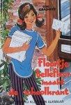 Grashoff - Floortje bellefleur maakt schoolkrant / druk 1