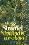 Sinmel, Johannes Mario - Niemand is een eiland