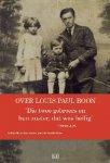Meurs A.M. - OVER LP BOON, Die twee gebroers en hun zuster, dat was heilig