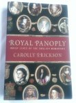 Erickson, Carolly - Royal Panoply / Brief Lives of the English Monarchs