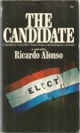 Alonso, Ricardo - The candidate - Countdown to murder