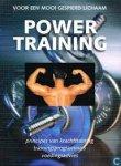 Zittlau, Dieter - Power training - Powertraining