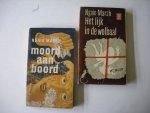 Marsh, Ngaio / Boezeman-Droog, P.J.M.,vert. - Moord aan boord  (Singing in the Shrouds)