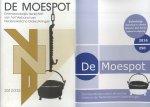 Redactie - 14 x De Moespot 2012 - 2016 (Driemaandelijks tiedschrift van het Verbond van Nedersaksische Dialectkringen)