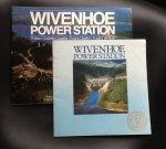 redacties - Wivenhoe Powerstation special opening october 1984 + Wivenhoe powerstation Thiess Codelfa Cogefar Evans Deakin a joint venture