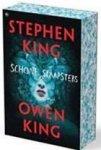 King, Stephen, King, Owen - Schone slaapsters met blauw bedrukt boekblok (cjs) Stephen & Owen King The House of Books 9789044353549 gelezen maar dat is bijna niet te zien: in prachtige staat.