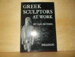 Bluemel, Carl - Greek sculptors at work