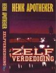Apotheker, Henk . Omslagontwerp Edd Amsterdam  , Omslagfotografie  Gemeentearchief Arnhem - Zelfverdediging
