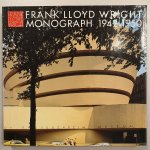 Brooks Pfeiffer, Bruce - Frank Lloyd Wright [Monograph 1942-1950]