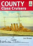 Brown, Les - County Class Cruisers