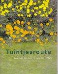 - Tuintjesroute -  Kunst in de tuin tussen Leeuwarden en Wyns