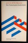 H.W.J Bosman - Het Nederlandse bankwezen (Serie bank- en effectenbedrijf)