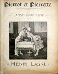 Laski, Henri: - Pierrot et Pierrette. Danse gracieuse [pour piano]