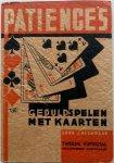 Hagenaar J. - Patiences geduldspelen met kaarten Tweede vijftigtal