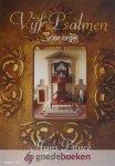 Prince, Hans - Vijf psalmen voor orgel *nieuw*