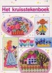 Onoe, Masano - Het kruisstekenboek. Een boek met voorbeelden in kleur en de bijbehorende telpatronen.