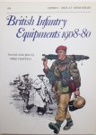 Chappell, Mike. - British Infantry Equipments 1908-80. Men at Arms 108.