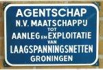 Groot, Annemiek de & Bert van Houten - TWEESTROMENLAND - ELEKTRICITEITSVOORZIENING IN GRONINGEN EN DRENTHE