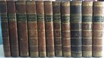 Arend,J.P., voortgezet door O.van Rees en W.G.Brill - Algemeene geschiedenis des vaderlands, van de vroegste tijden tot op heden