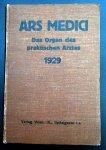 redactie - Ars Medici: das Organ des praktischen Arztes 1929