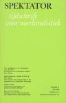 Booij, G.E. e.a. (red.) - Spektator. Tijdschrift voor neerlandistiek, jaargang 15, nummer 4, 1985-1986 / februari