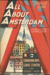 Luger, Johan & G.H. Wallagh, illustraties B. Kemper en G. van El - All About Amsterdam