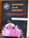 Top, Wiep - Honderd  jaar imkeren- geschiedenis van de Vereniging tot Bevordering van de Bijenteelt 1897-1997