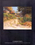 N/N (ds1373) - Christie's South Kensington Impressionist & Nineteenth Century Art (CSK 19)
