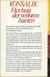 Konsalik, Heinz. G. - HET HUIS DER VERLOREN HARTEN