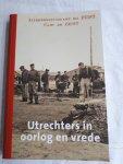 - Utrechters in oorlog en vrede. Jaarboek Oud-Utrecht 2015