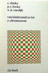 Rümke, C. / Boeke, P.E. / Dijk, W.K. van (red.) - Van kinderanalyse tot y-chromosoom. Opstellen