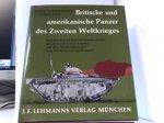 Chamberlain, Ellis - Britische und Amerikanische Panzer des Zweiten Weltkrieges